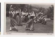 Spain, Mallorca, Bailes Tipicos RP Postcard, A565
