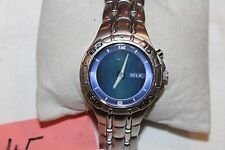 RELIC BY FOSSIL MENS QUARTZ WATCH MODEL # ZR55056 COLOR MOVING DIAL F45