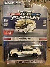 Greenlight 1:64 Hot Pursuit series Dodge Charger Memphis Tennessee