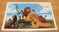 Disney Eyes & Ears Cast Member Exclusive Volume 24 #25 1994 The Lion King