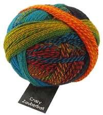 Crazy Zauberball 100g von Schoppel Farbe 1564 frische Fische Wolle Sockenwolle