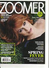 ZOOMER ANN MARGRET VICTORIA HARRY BELAFONTE ANNE OF GREEN GABLES LONDON 2017