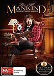 WWE - For All Mankind - Life & Career Of Mick Foley DVD 2013 3-Disc Set Region 4