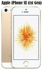 (BOOST MOBILE) Apple iPhone SE 16GB Gold ONLY! BRAND NEW!