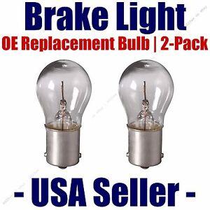 Stop/Brake Light Bulb 2pk - Fits Listed Saturn Vehicles - 1156