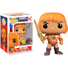 HE MAN GLOW EXCLUSIVE FUNKO POP MASTERS OF THE UNIVERSE #991 PRE ORDER