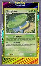 Nénupiot - Platine - 81/127 - Carte Pokemon Neuve Française