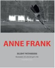 Anne Frank Silent Witnesses, Paperback by Jansen, Ronald Wilfred