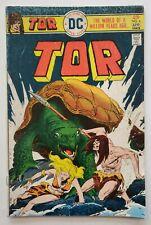 Tor #6 VG  JOE KUBERT!!!  FINAL ISSUE!!!  SOLID COPY!!!