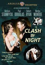 CLASH BY NIGHT (1952 Barbara Stanwyck) - Region Free DVD - Sealed