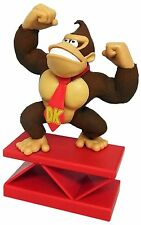 Figurine Donkey Kong Sous Blister  Super Mario Licence Officielle Nintendo 15 cm