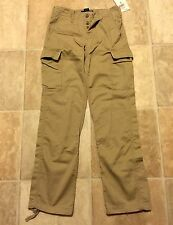 Ralph Lauren Cargo Pants Sz 2 in Tan (29x32)