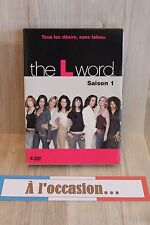Série The L word - L'intégrale de la première saison 1 en 4 DVD