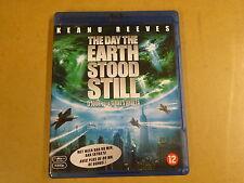 BLU-RAY / THE DAY THE EARTH STOOD STILL / LE JOUR OU LA TERRE S'ARRETA