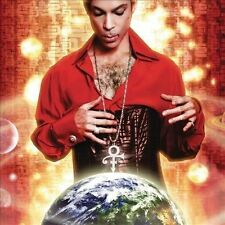 Planet Earth by Prince (CD, Jul-2007, Columbia (USA)) BRAND NEW SEALED