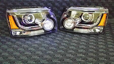 NEW PAIR OF Discovery 4 AFS Xenon Headlights Genuine US Spec 2015 2016 Headlight