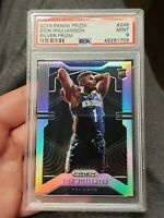 🔥 2019-20 ZION WILLIAMSON PANINI SILVER PRIZM ROOKIE RC MINT PSA 9 CENTERED 🔥
