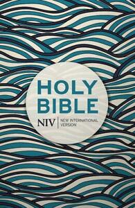 The Holy Bible NIV Easy-to-Read Layout Best Selling Book - FREE DELIVERY!