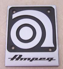 Ampeg Plastic 4x3 Logo