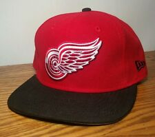 Detroit Red Wings NewEra NHL Basic 2Tone 9FIFTY Snapback Cap/Hat New without tag