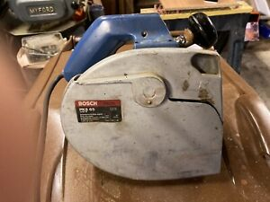 Bosch Pks 65 Professional Circular Saw Excellent Fully Working Condition
