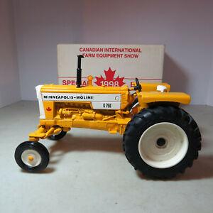 Ertl Minneapolis Moline G-750 Tractor Canadian Int. Farm Euip. 1/16 MM-2288TA-B