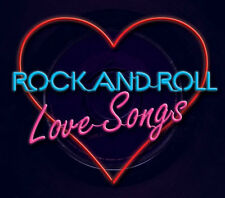 Rock and Roll Love Songs Music 2 CD - New Sealed