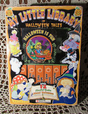 Halloween Classic Tales Playfull Mini-Book Box Set of 8 My Little Library 2003