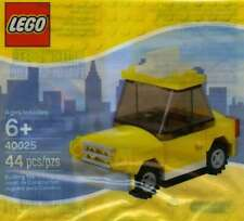 LEGO #40025 NEW YORK CITY TAXI CAB YELLOW POLYBAG NEW REITRED LA012