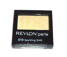 REVLON LUXURIOUS COLOR 010 SPARKLING GOLD PERLE EYESHADOW OMBRETTO