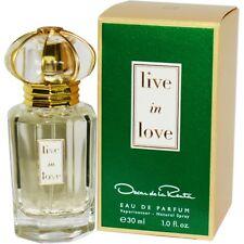 Oscar De La Renta Live In Love by Oscar de la Renta Eau de Parfum Spray 1 oz