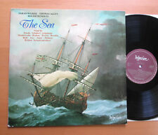 A66165 The Sea Sarah Walker Thomas Allen Roger Vignoles 1985 Hyperion NM/VG