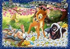 NEW! Ravensburger Disney Bambi 1000 piece collectors edition jigsaw puzzle 19677