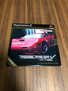 Ridge Racer V  Demo ver. Trial  Import Japan PS2 Japanese game