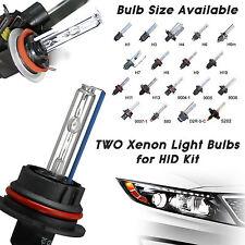 H7 HID Xentec Xenon Replacement Bulb 4300K 6000K 8000K 10000K 12000K 15000K