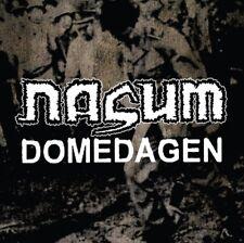 "Nasum - domedagen (black 7""), 7 Inch Vinyl EP,  limited to 100, NEW, Neuware"