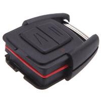 2 pulsanti no chip keyless ingresso fob remoto chiave copertura caso per Va I8E6