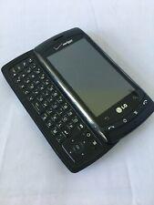 LG Ally LG-VS740 3G Verizon Android Black Voyager Slider Cellular Smartphone