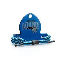 Rastaclat NBA Orlando Magique Basketball Sports Bleu Lacet de Chaussure Bracelet