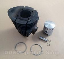Zylinder schleifen + neuer Kolben DKW RT125/2H