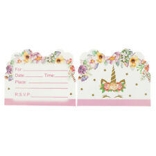 10pcs invitations cards  cards kids birthday wedding party invitations TQP