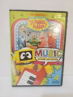 Yo Gabba Gabba! - Music Makes Me Move DVD! Children's Television Nickelodeon NEW
