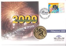 More details for 2000 celebrate australia $5 dollars first day cover sydney