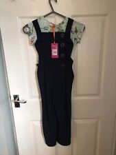 STUNNING GIRLS GENUINE TED BAKER BRAND NEW TWO PIECE TROUSER OUTFIT AGED 6 YEARS