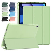"For Apple iPad Air 4th Generation 10.9"" 2020 Smart Case Leather Flip Stand Cover"
