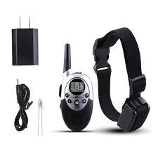 1000m Remote Control Dog Device Electronic Training Shock Dog Collar Waterproof