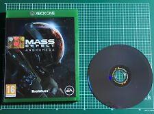 XBOX ONE - MASS EFFECT ANDROMEDA USATO PERFETTO