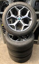 4 BMW Sommerräder Styling 569 225/50 R18 99W BMW X1 F48 X2 F39 6856070 RDCi TOP