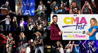 2018 CMA FESTIVAL(AIRED 8/08/2018)Blu Ray(CMA TV Special With No Commercials!)