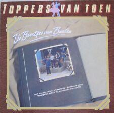 DE BOERTJES VAN BUUTEN - TOPPERS VAN TOEN  - LP